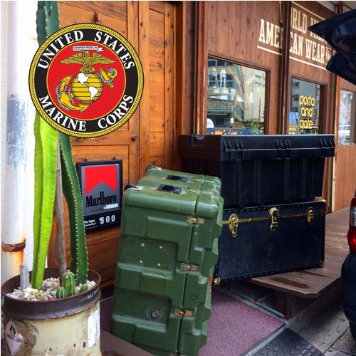 アメリカ海兵隊militaryポルタアンドゲートPORTAANDGATE