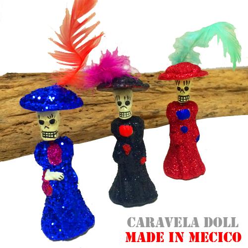 MADE IN MEXICO CARAVELA DOLLメキシコカラベラ人形ポルタアンドゲートPORTAANDGATE