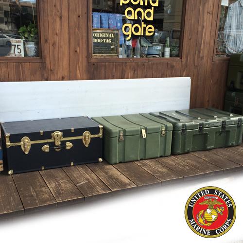 ミリタリーボックスMILITARYBOXアメリカ海兵隊USMARINESポルタアンドゲートPORTAANDGATE