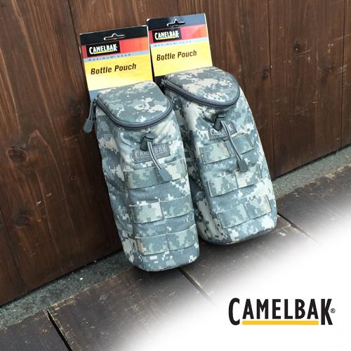 ポルタアンドゲートPORTAANDGATEキャメルバック【CAMELBAK】CAMELBAK MAXGEAR BOTTLEPOUCH USARMY UNIVERSALCAMO 90681(アメリカ軍陸軍ボトルポーチ)【米軍放出品】