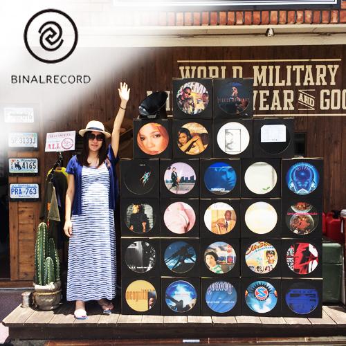 ポルタアンドゲートPORTAANDGATEバイナルレコード【BINAL RECORD】 4