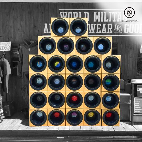 ポルタアンドゲートPORTAANDGATEバイナルレコード【BINAL RECORD】2