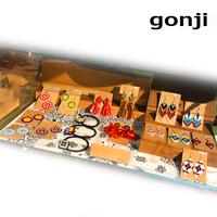 ハンドメイドアクセサリーブランド/gonji ×・・・