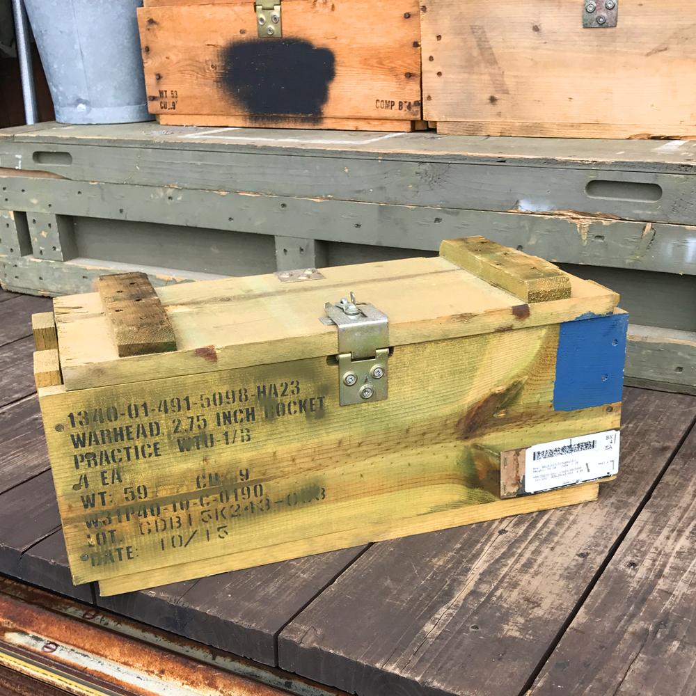 ポルタアンドゲートPORTAANDGATEUS WOOD CARRYING BOX/米軍放出品実物/現用品,弾薬箱、弾丸、軍払い下げ品、サープラス、ウッドボックス、木製ボックス、木箱02
