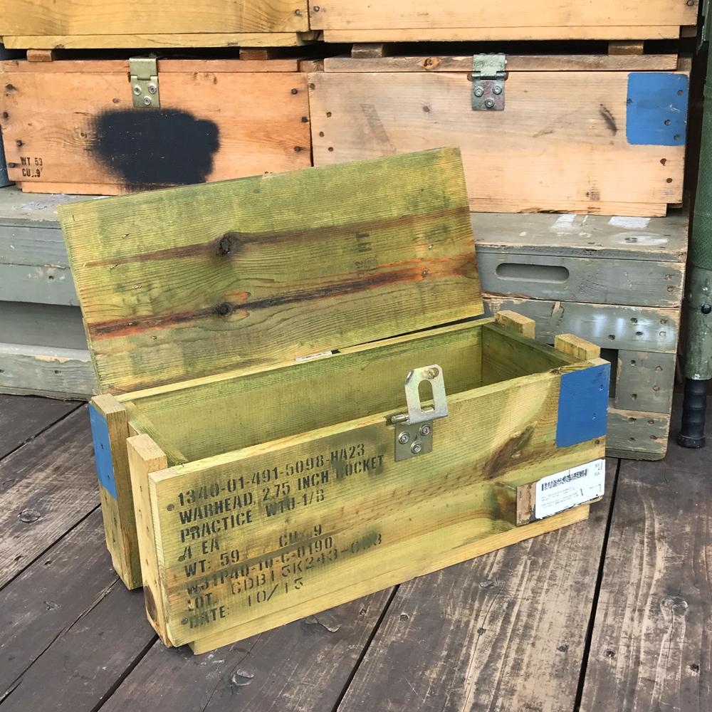 ポルタアンドゲートPORTAANDGATEUS WOOD CARRYING BOX/米軍放出品実物/現用品,弾薬箱、弾丸、軍払い下げ品、サープラス、ウッドボックス、木製ボックス、木箱03