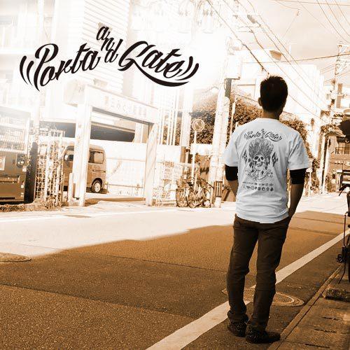 ポルタアンドゲート【PORTA AND GATE】3RD ANNIVERSARY T-SHIRTS(3周年記念Tシャツ)2017年、09