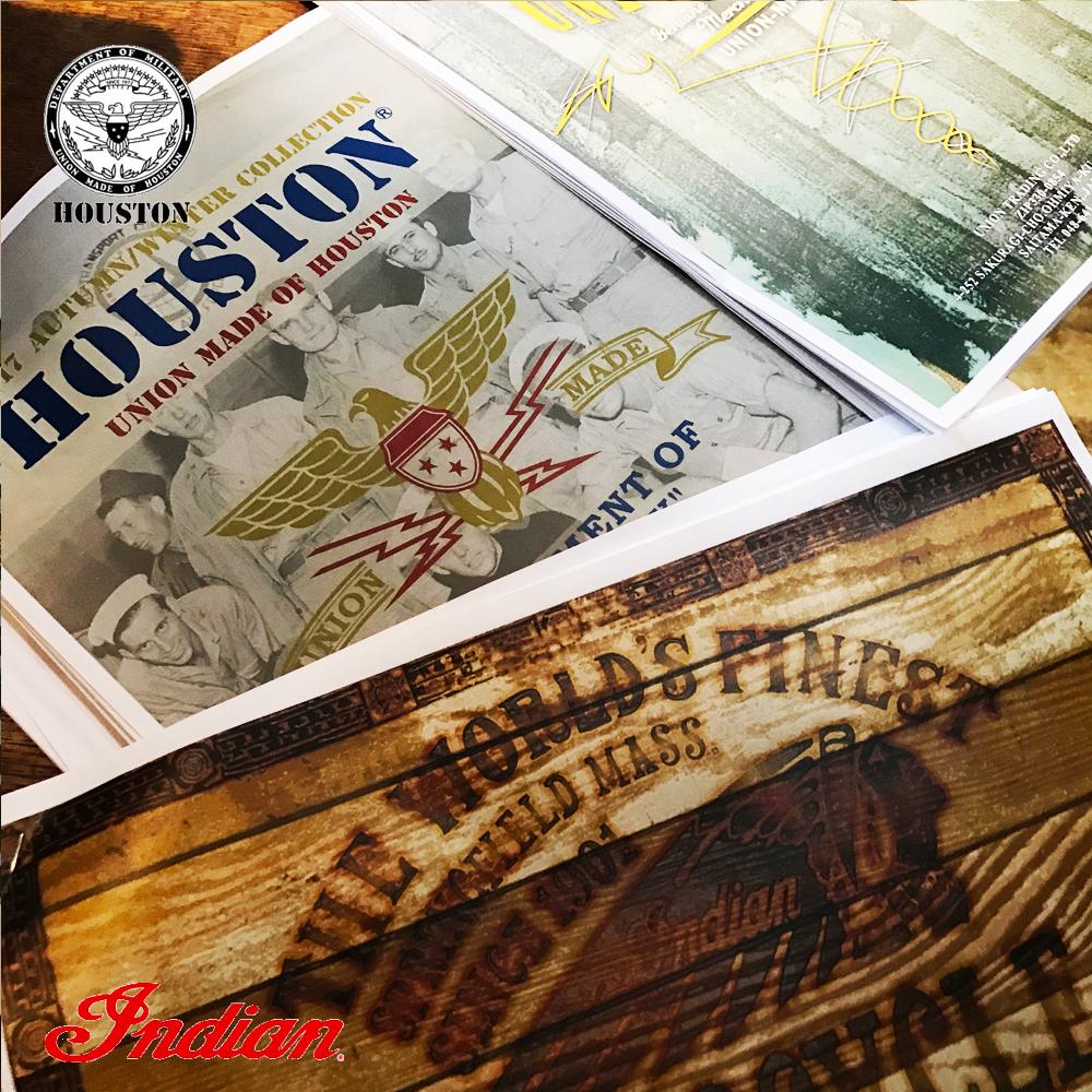 ポルタアンドゲートPORTAANDGATEヒューストン【HOUSTON】インディアンモトサイクル【INDIANMOTOCYCLE 】ユニバード72【UNIVERD72】01