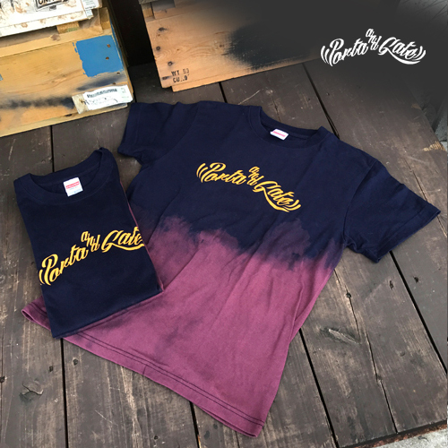 ポルタアンドゲートPORTAANDGATE3RD ANNIVERSARY T-SHIRTS NO.2ORIGINAL FIRE PATTERN (3周年記念Tシャツ セカンドオリジナルブリーチファイヤーパターン)04