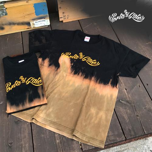 ポルタアンドゲートPORTAANDGATE3RD ANNIVERSARY T-SHIRTS NO.2ORIGINAL FIRE PATTERN (3周年記念Tシャツ セカンドオリジナルブリーチファイヤーパターン)03