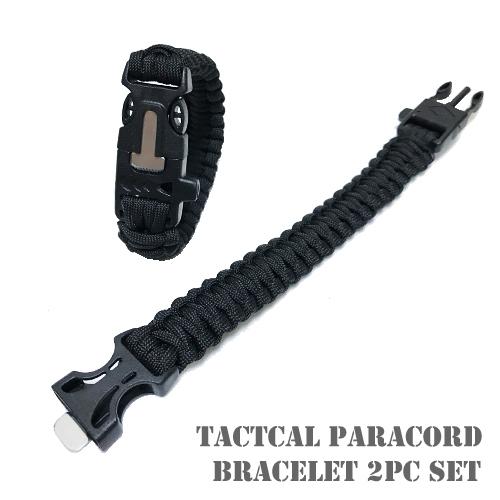 ポルタアンドゲートPORTAANDGATETACTICAL PARACORD BRECELET/PARACHUTE CORD 2PC SET(タクティカルパラコードブレスレット/パラコード/パラロープ/MILITARY/2個セット)04