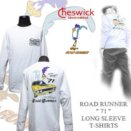 ポルタアンドゲートPORTAANDGATEチェスウィック【CHESWICK】ROADRUNNER 71 L/S T-SHIRTS(ロードランナーセブンティーワン長袖Tシャツ/東洋)