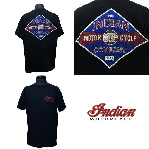 インディアンモーターサイクル【INDIAN MOTORCYCLE 】OLD INDIANS PRINT S/S T-SHITRS (オールドインディアンズプリントTシャツ)02