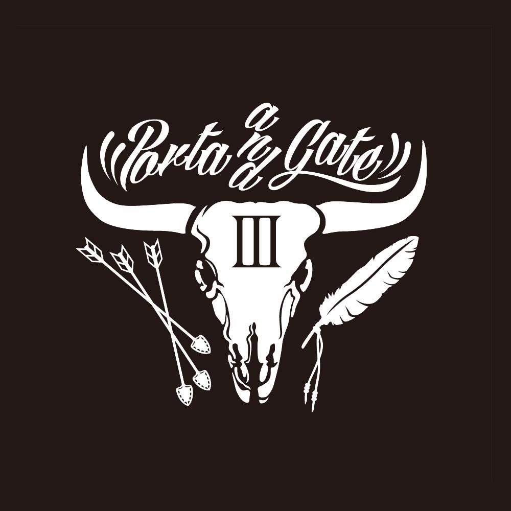 ポルタアンドゲート【PORTA AND GATE】3RD ANNIVERSARY T-SHIRTS(3周年記念Tシャツ)2017年、02