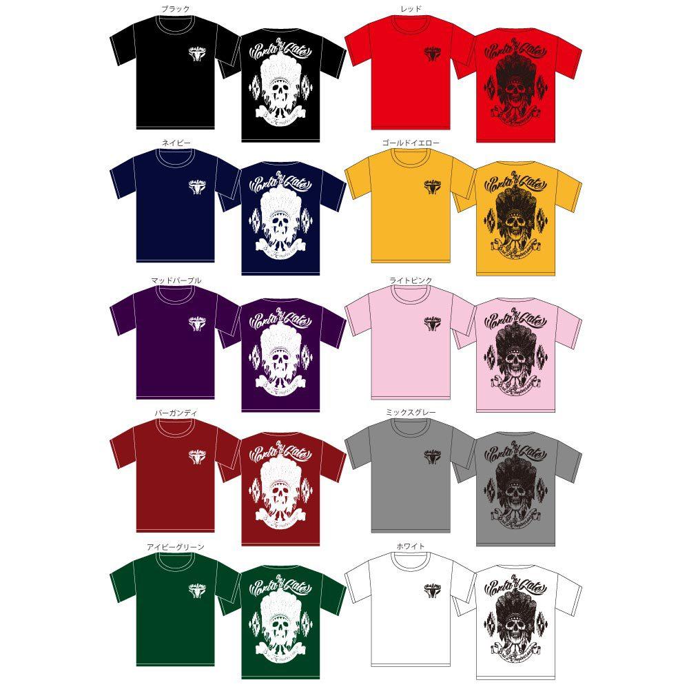 ポルタアンドゲート【PORTA AND GATE】3RD ANNIVERSARY T-SHIRTS(3周年記念Tシャツ)2017年、04
