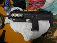 MP7砂漠仕様