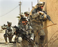 米軍・自衛隊・LE装備VS武装勢力