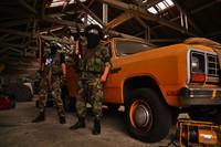 第4回IDF対ハマス対ファタハ3つ巴コラボイベントinAGITOの様子