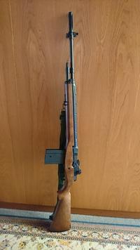 撃たないのに大陸製のM14購入‼️