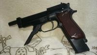 KSCのM93R(旧型)