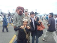 海兵隊岩国基地に行って来た