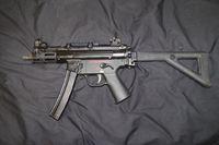 MI MP5/MP5Kハンドガードの3