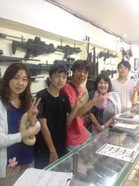 札幌からのご家族だ![G.O.S.R.SU-の一言] 2017/07/07 10:00:00
