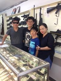 台湾からの家族。[G.O.S.R.SU-の一言] 2017/10/17 10:00:00
