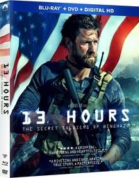 13 Hours: The Secret Soldiers of Benghazi 鑑賞