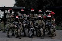 Happy Holidayで75thレンジャー