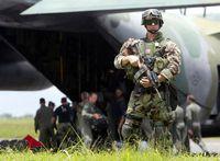 2002年OEF米陸軍特殊部隊