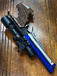 【改良新型】 APS-3 狙撃拳銃弐式