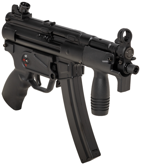 MP5K CO2GBB 入荷!