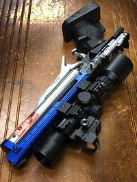「僕の考えた最強の…」 APS-3 狙撃拳銃!