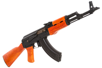 ブローバック AK-47も楽しいですよ ノシ