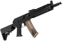 [ JG ] Tactical AK with M4 stock 【 BATON レビュー 】