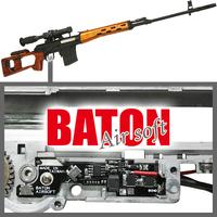 """【RS SVD】 究極の電動ガン再入荷! そして BATON """" SVD FCU"""