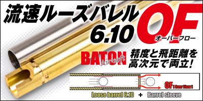 [ APS ] XTP CO2GBB 【 BATON レビュー 】