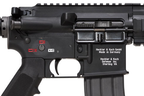 【 CO2GBB 】 VIPER TECH HK416D 外装レビュー