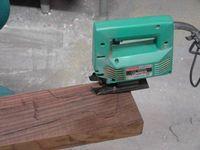 モーゼルカービン木製ストック その2
