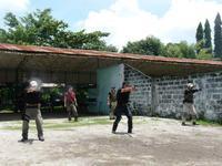 TFT国内射撃訓練