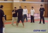GSPN-MAT護身格闘術訓練