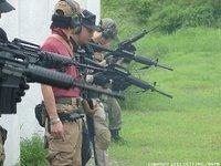 TFTフィリピン実弾射撃訓練報告(2011年10月)
