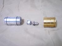 CA 40mm BB Shower120 解剖編