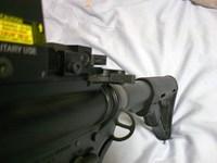 WA M4 CQBR なれの果て その6