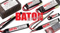BATON airsoft 電動ガン用リポバッテリー CM