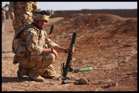 イギリス軍採用L9A1ですが、ブローニングハ・・・