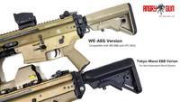 【次世代、WE対応】SCAR用 VLTOR GEN2 M4ス・・・