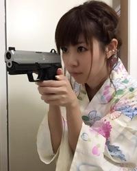 浴衣サバゲ2017(浴衣男子は良い!