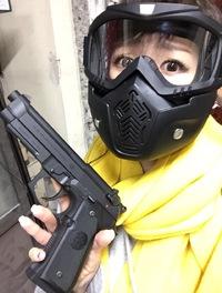 カリアのフルフェイスマスク