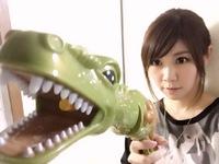 獣脚類の恐竜銃